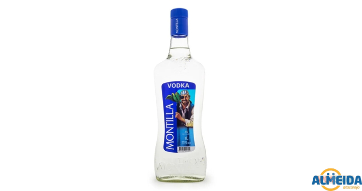 VODKA MONTILLA 1L